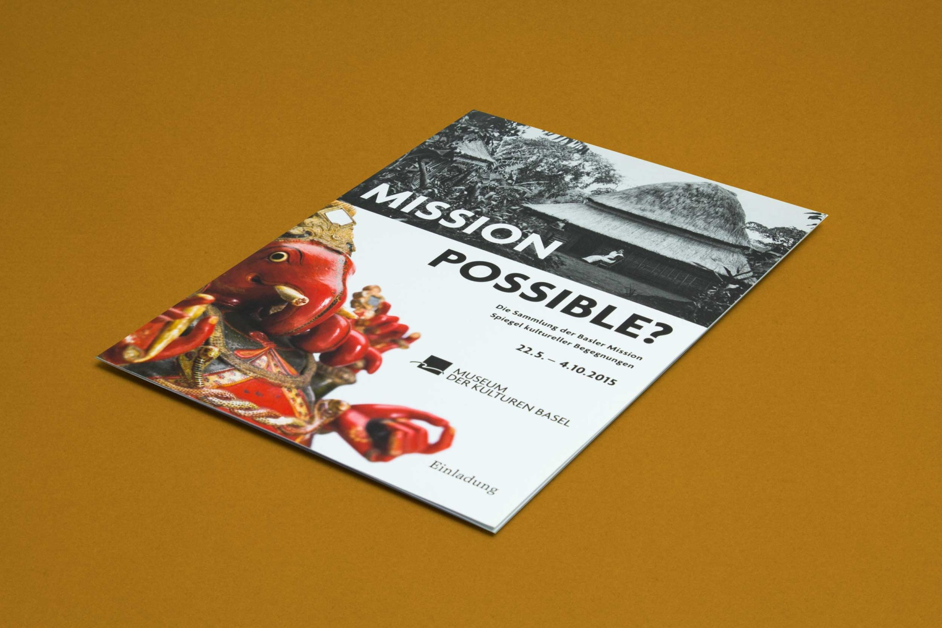 BKVK Museum der Kulturen Basel, Mission Possible? — Ausstellungspublikation