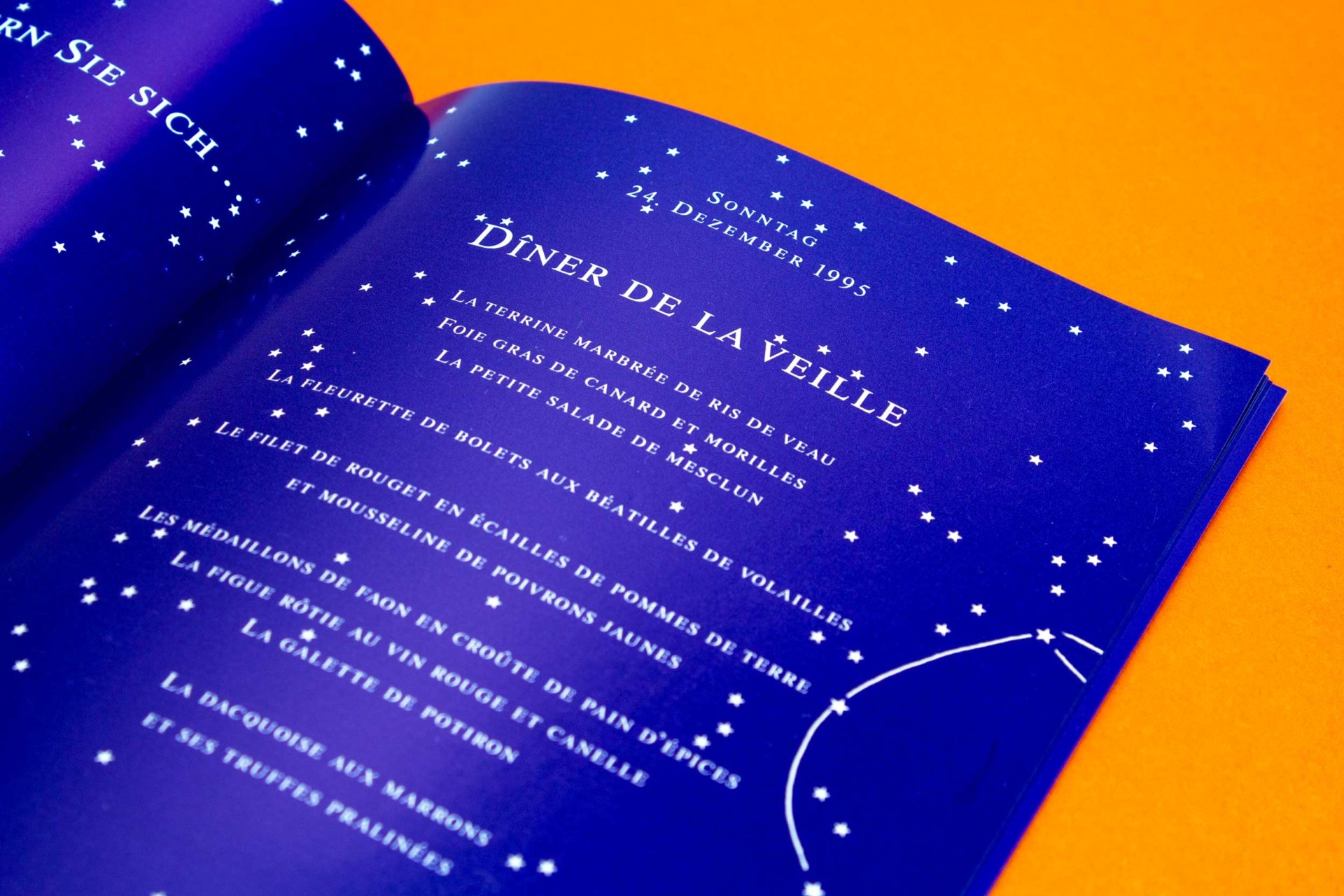 BKVK Hotel Les Trois Rois — Broschüre