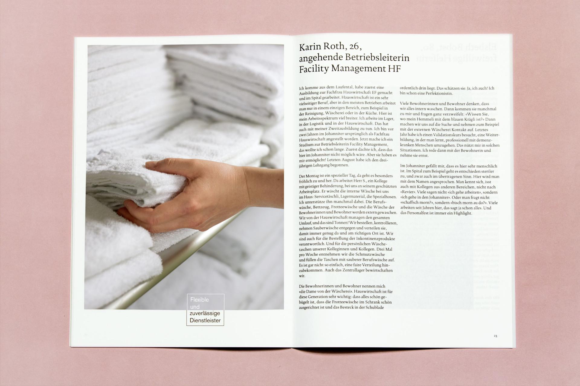 BKVK 30 Jahre Johanniter — Jubiläumsbroschüre