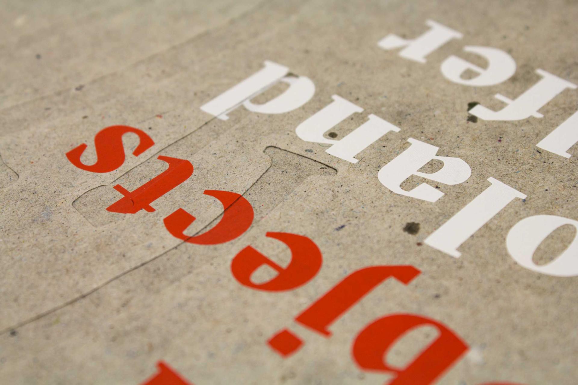 BKVK Nagelobjekte/Nail Objects, Roland Pulfer — Buchgestaltung