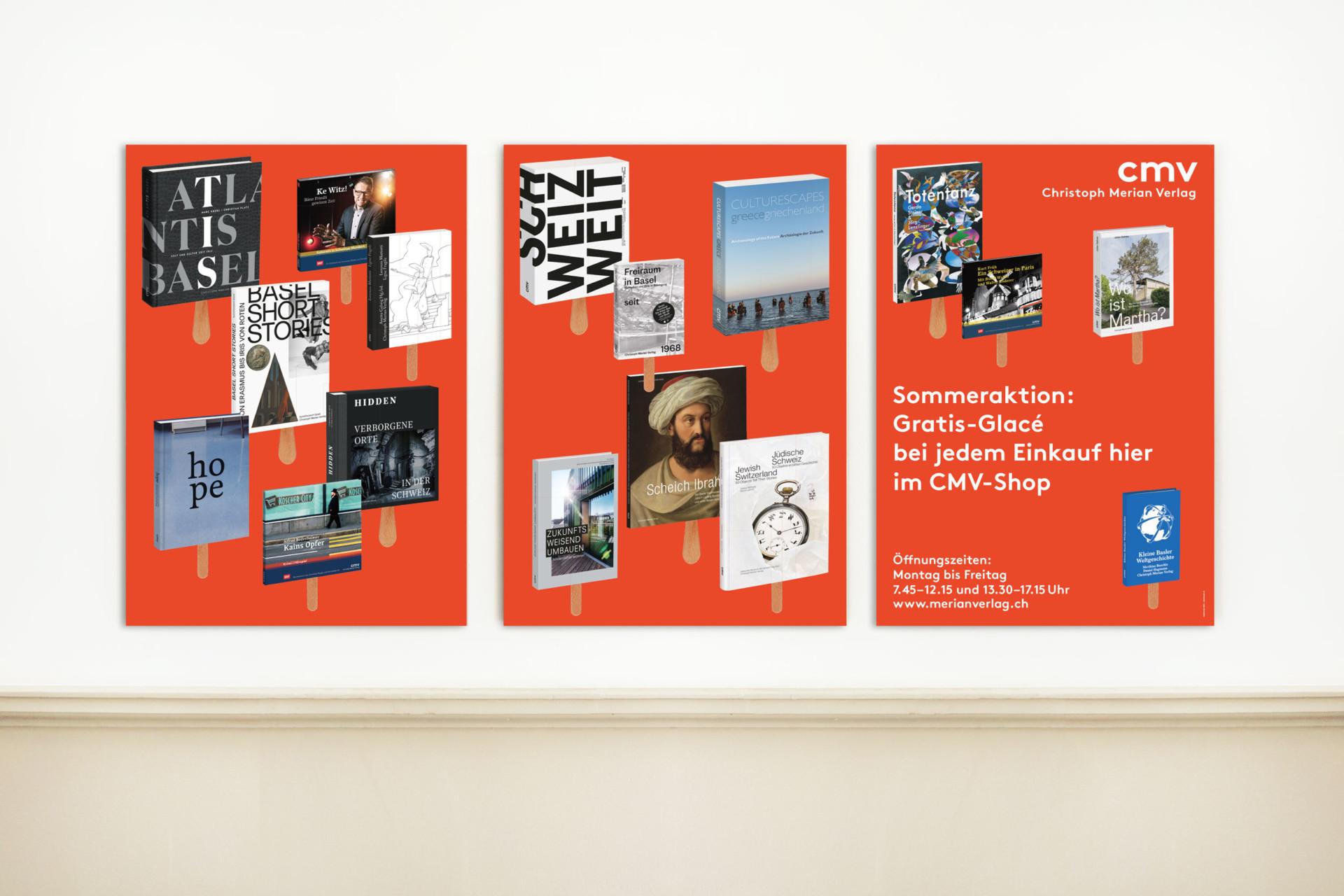 BKVK CMS — Plakatserie